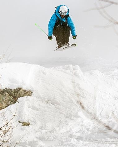 Big Mountain Skis