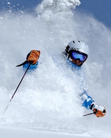 Powder Skis